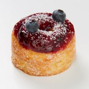 ドーサン_ブルーベリーチーズケーキ